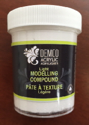 Demco Light Modeling Compound